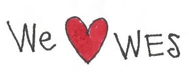 We Love WES Logo - Big